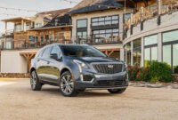 New Review 2022 Cadillac XT5