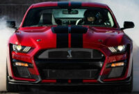 Price 2022 Ford Mustang Gt500