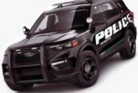 first drive 2022 ford police interceptor utility specs