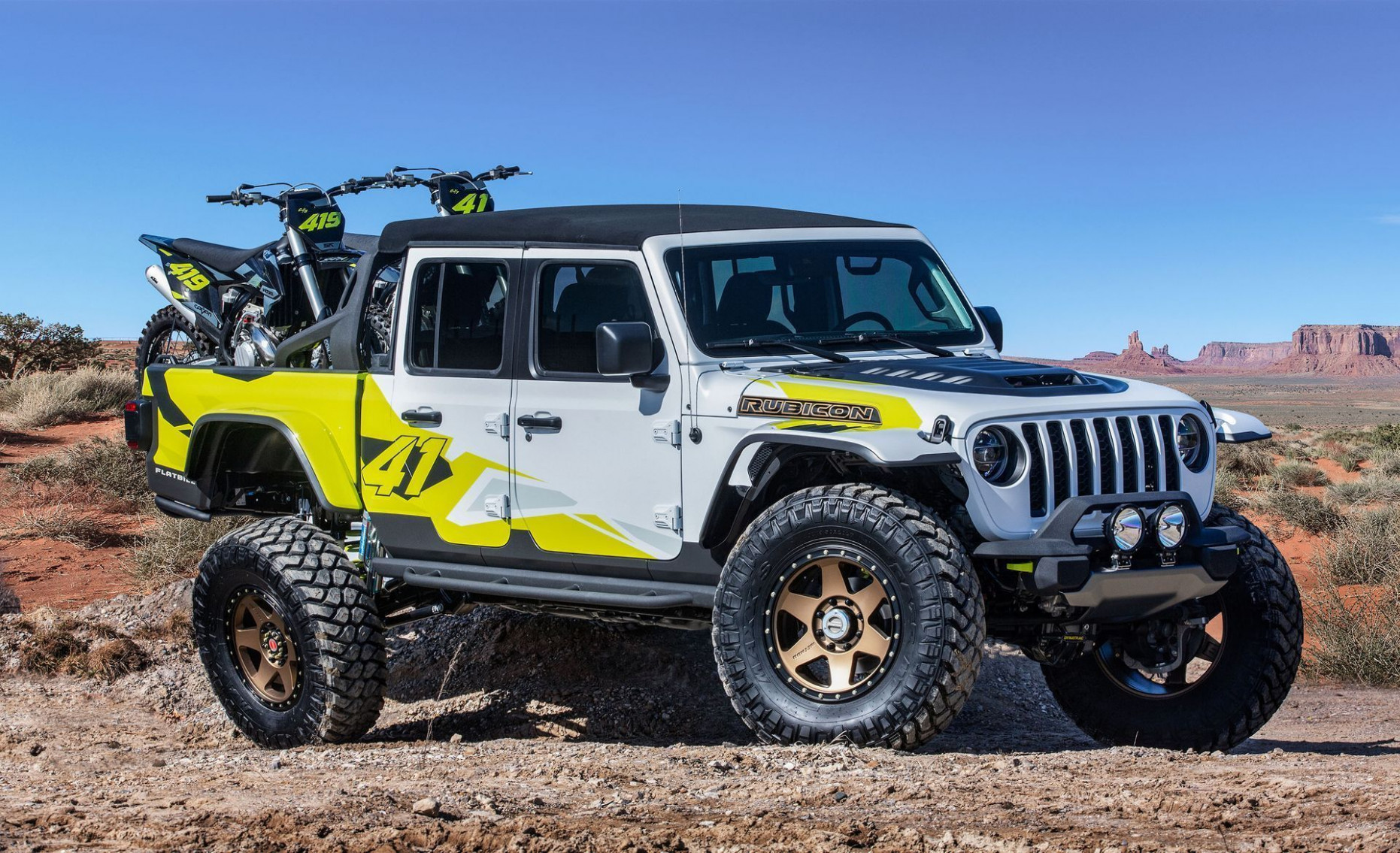 Reviews 2022 Jeep Gladiator Overall Length