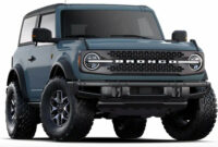 first drive build your own 2022 ford bronco