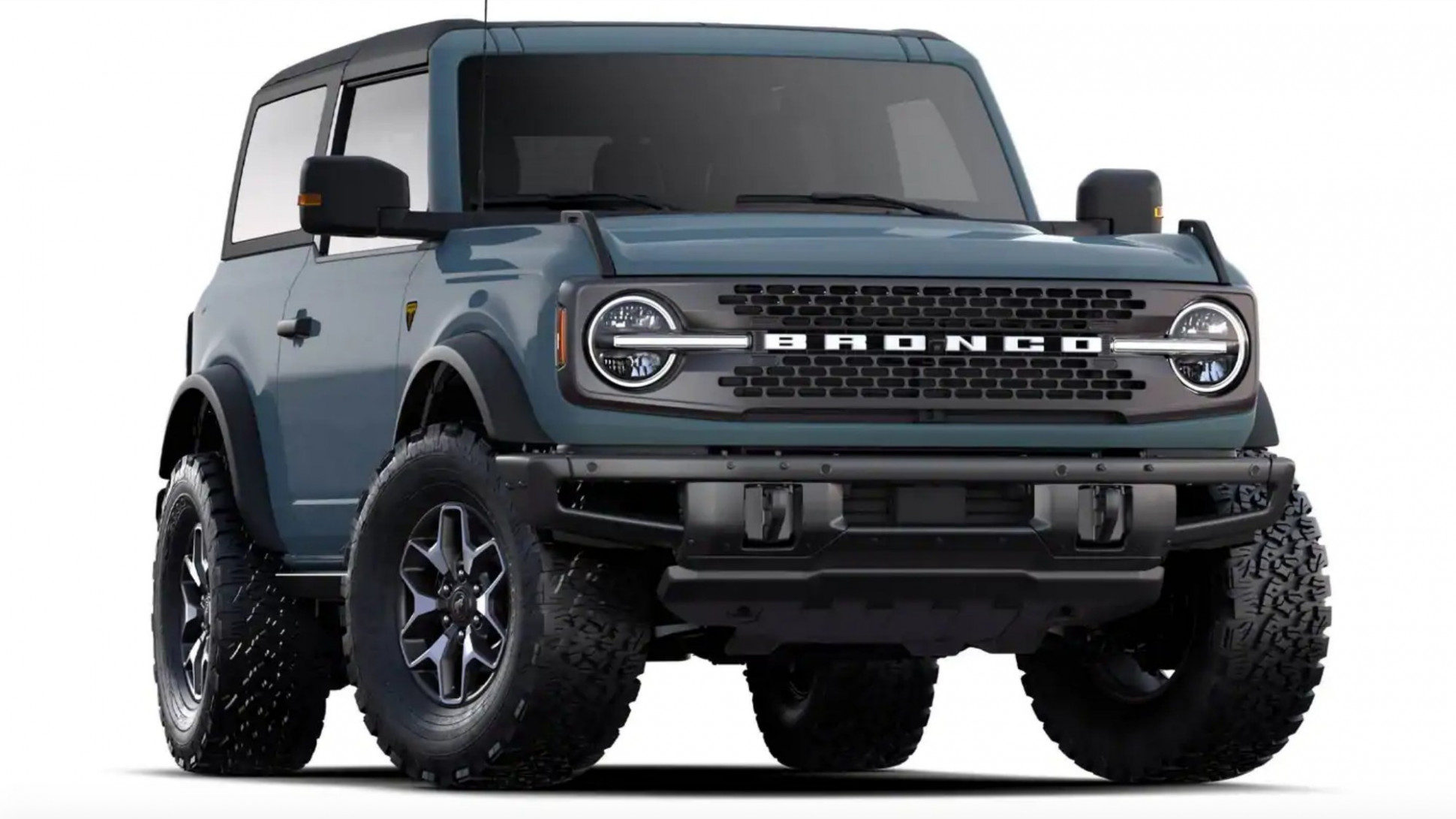 Engine Build Your Own 2022 Ford Bronco