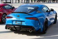 first drive pictures of the 2022 toyota supra