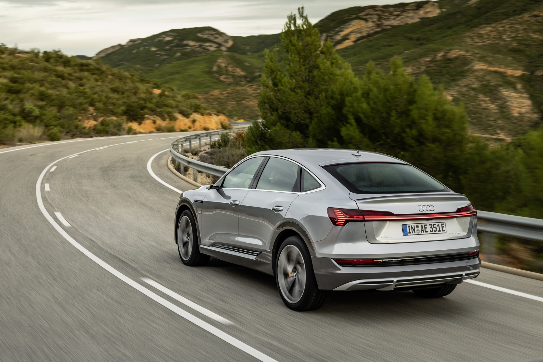 Redesign 2022 Audi E Tron Suv