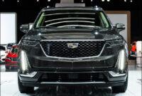 Redesign 2022 Cadillac Xt5 Interior