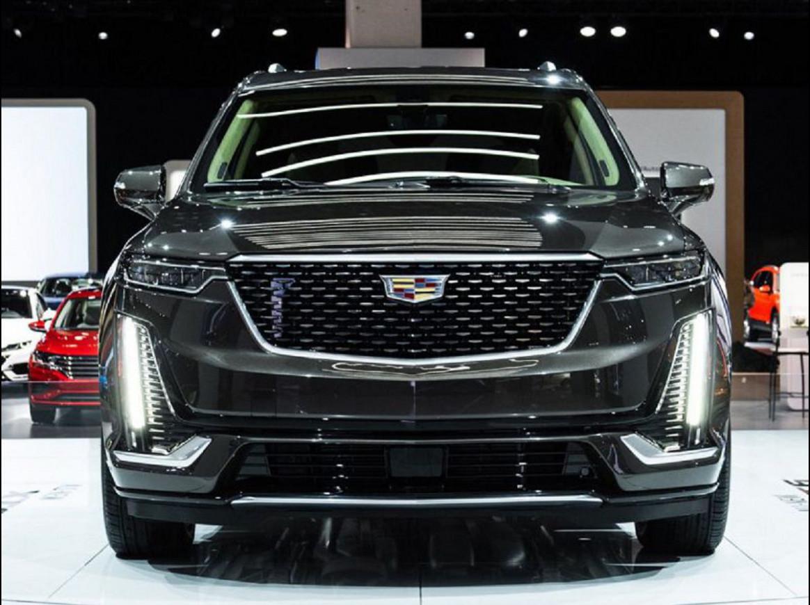 New Model and Performance 2022 Cadillac Xt5 Interior
