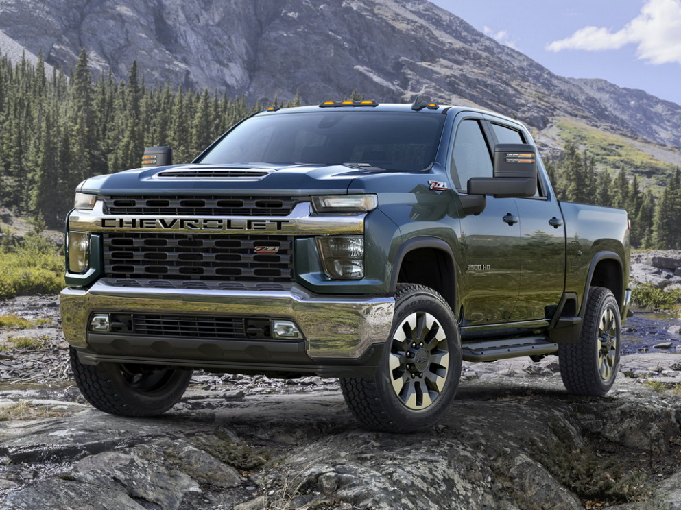 Release Date and Concept 2022 Chevrolet K2500