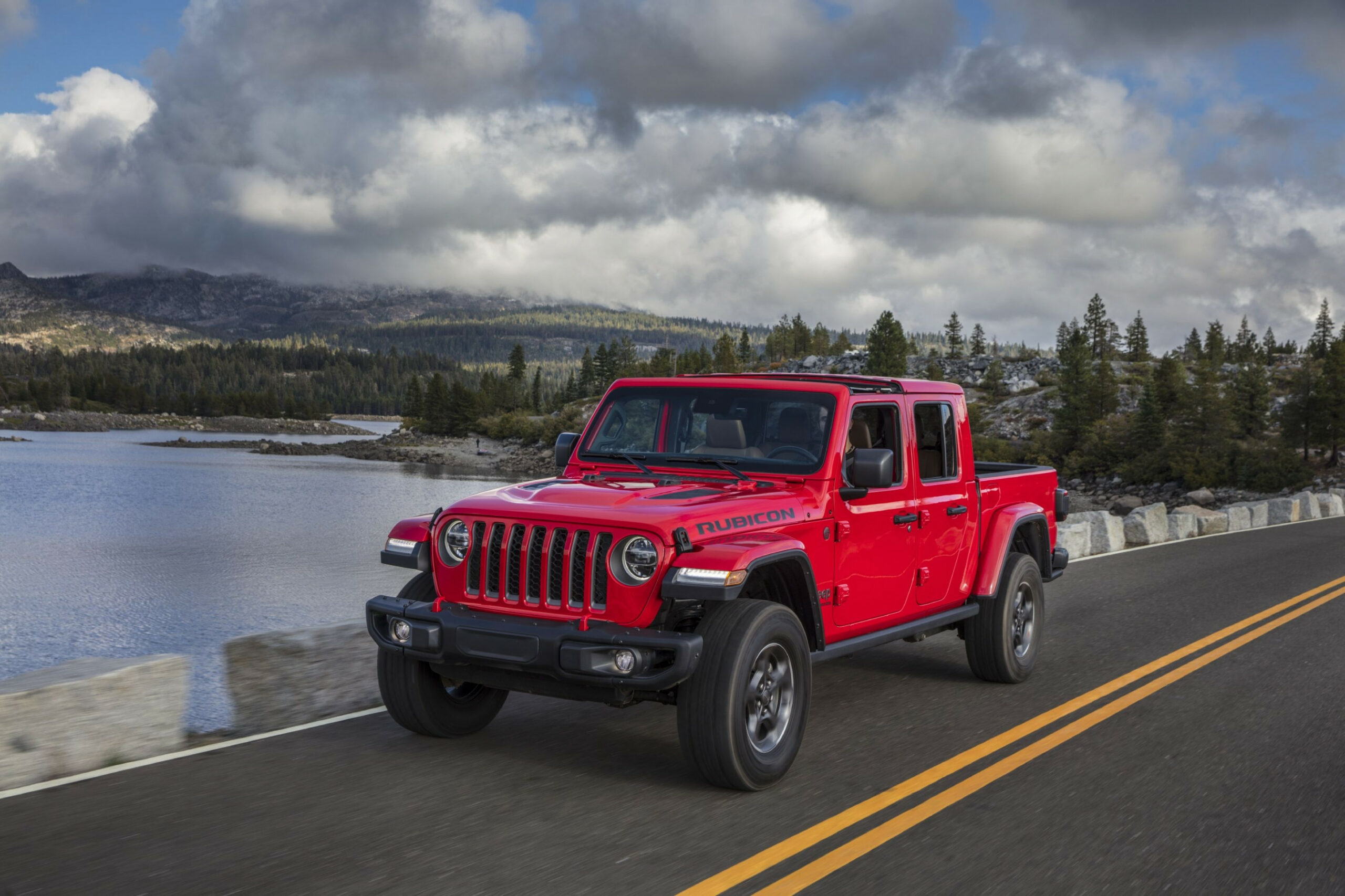 Specs 2022 Jeep Gladiator Overall Length
