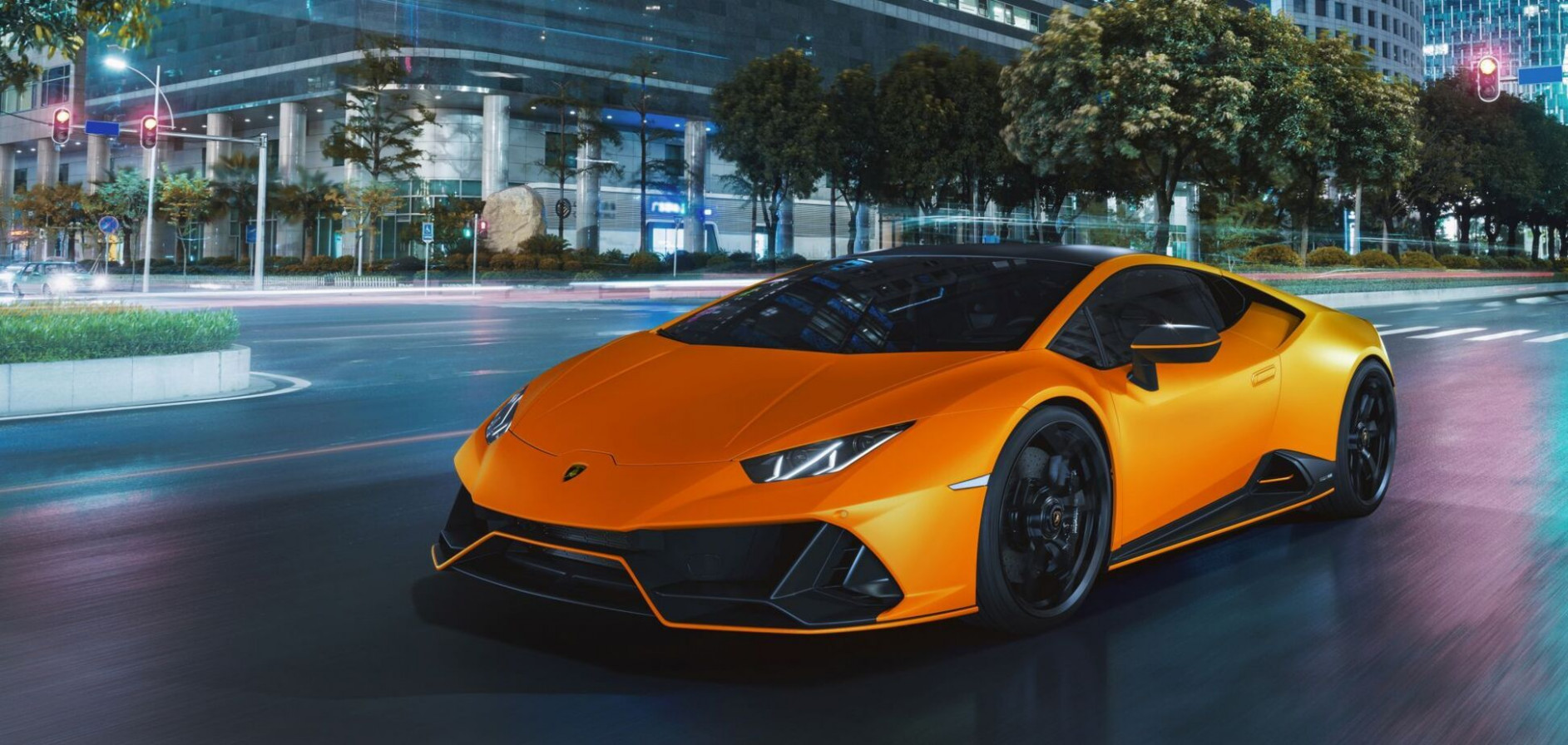 Picture 2022 Lamborghini Huracan