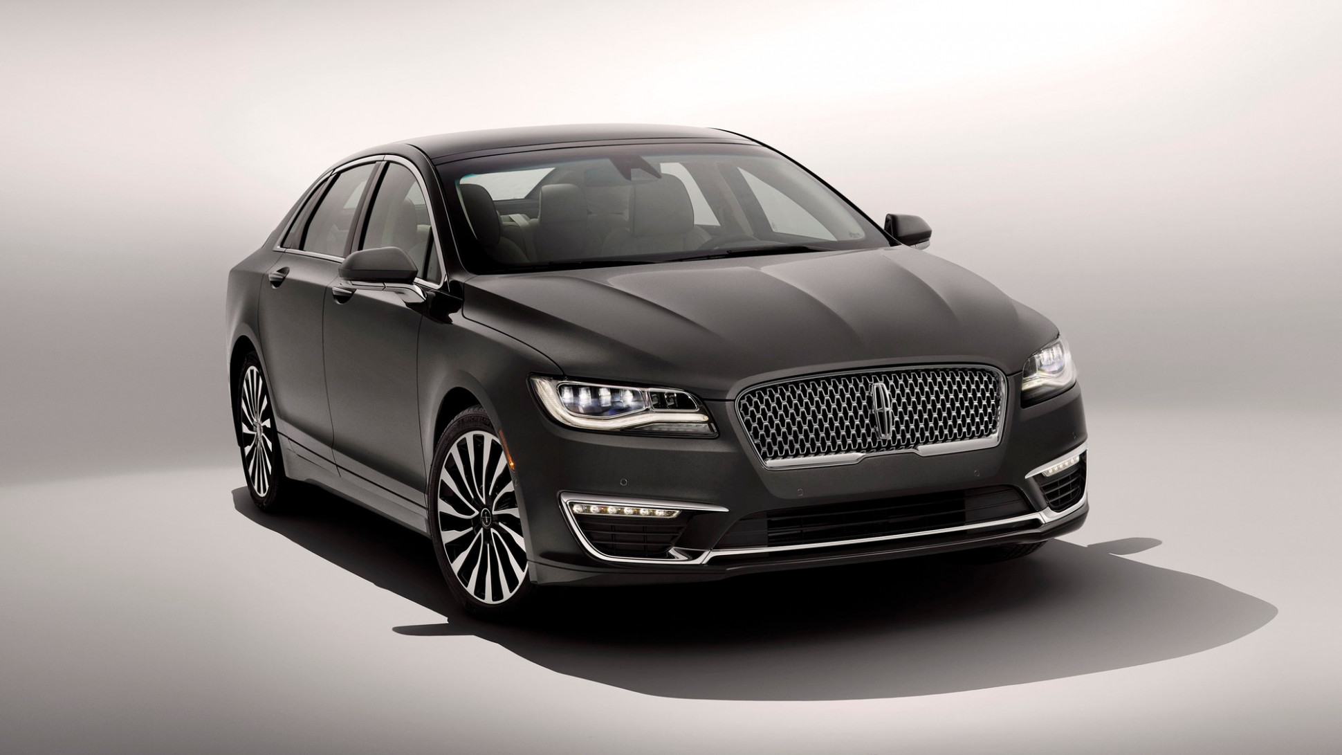 Redesign Spy Shots Lincoln Mkz Sedan
