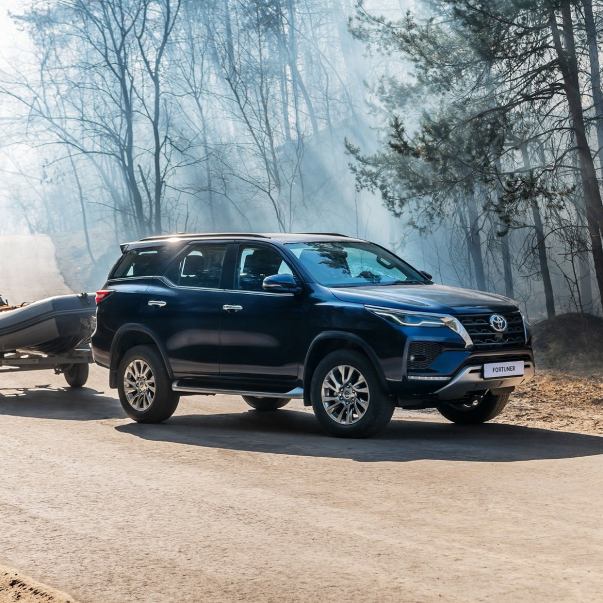 First Drive Toyota Fortuner 2022
