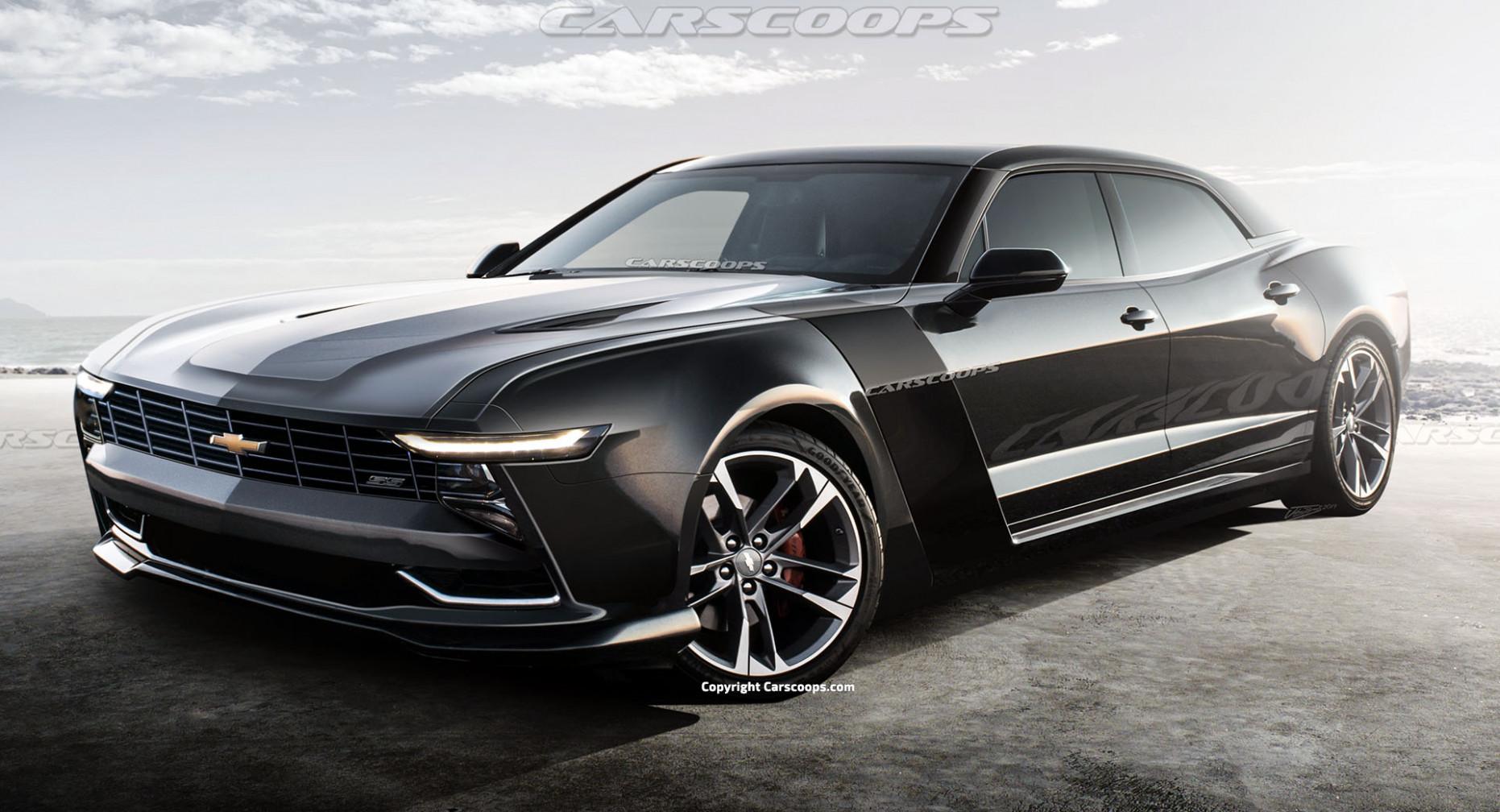 Exterior 2022 Chevy Impala SS