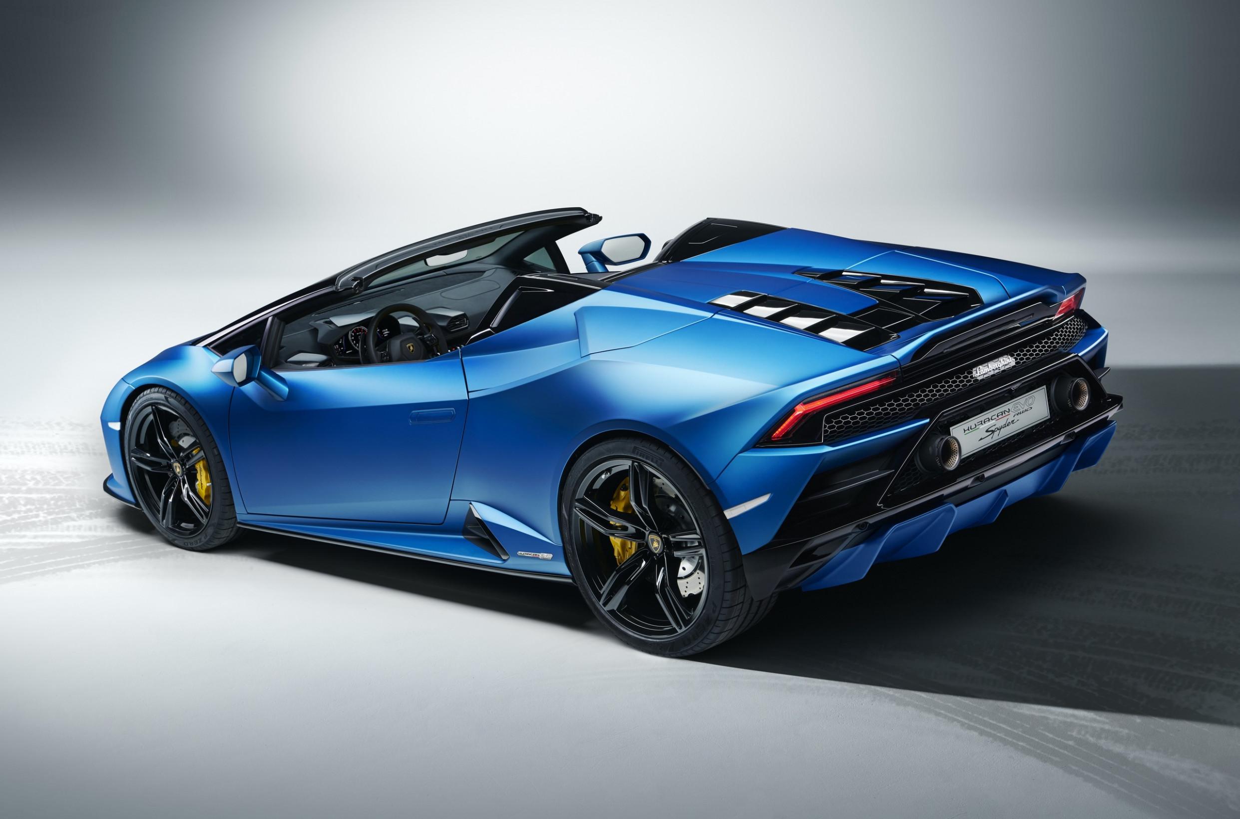 Rumors 2022 Lamborghini Huracan