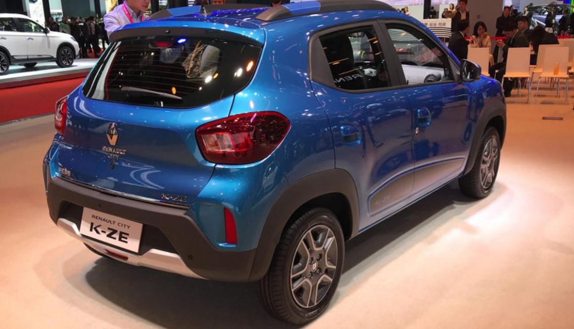 Engine 2022 Renault Kwid