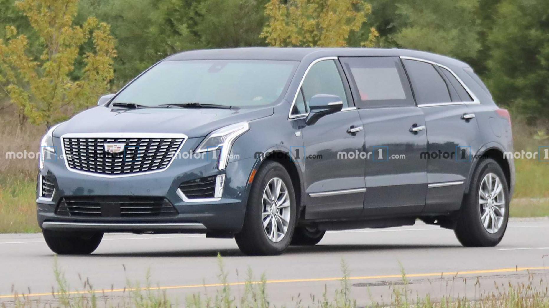 Pricing 2022 Spy Shots Cadillac Xt5
