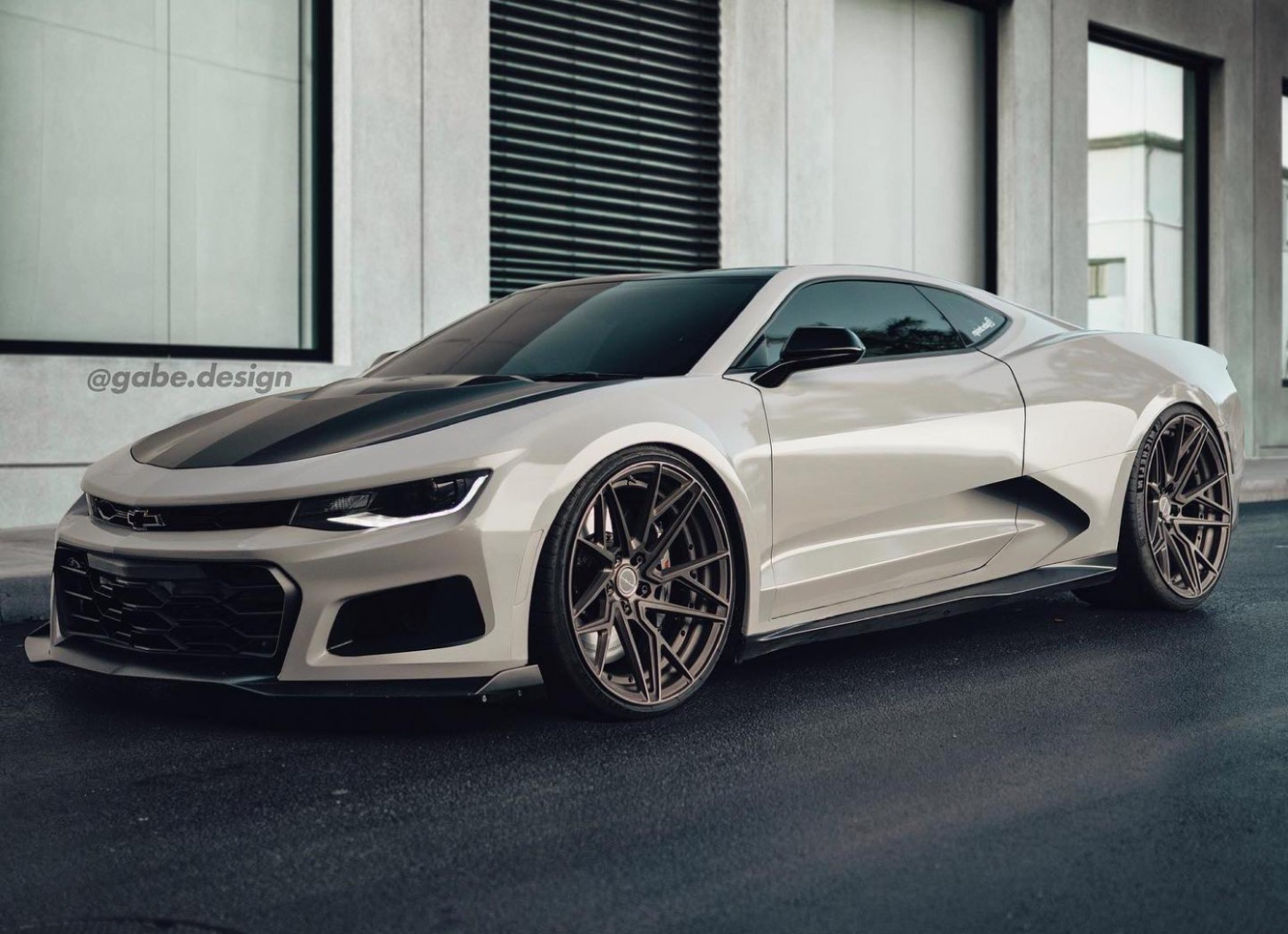 Images 2022 The Camaro Ss