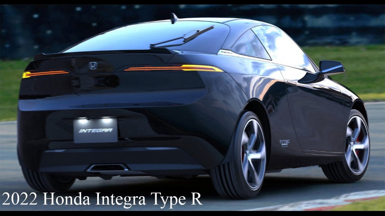 New Review Acura Integra Type R 2022