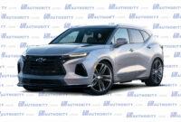 Overview Chevrolet Full Size Blazer 2022