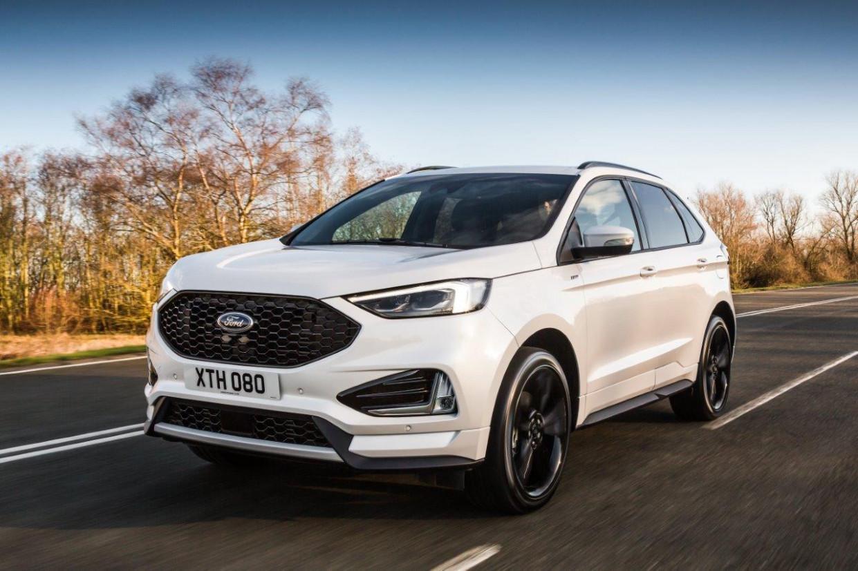 Rumors Ford Edge New Design