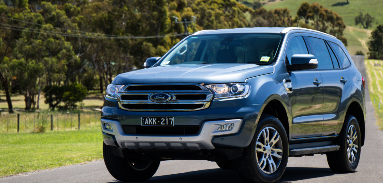 Redesign and Concept Ford Everest 2022