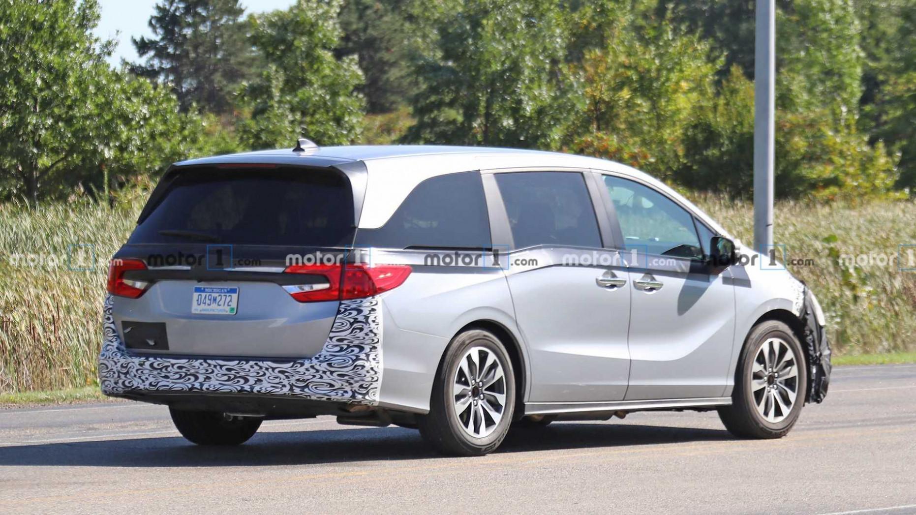 Photos Honda Odyssey 2022 Japan