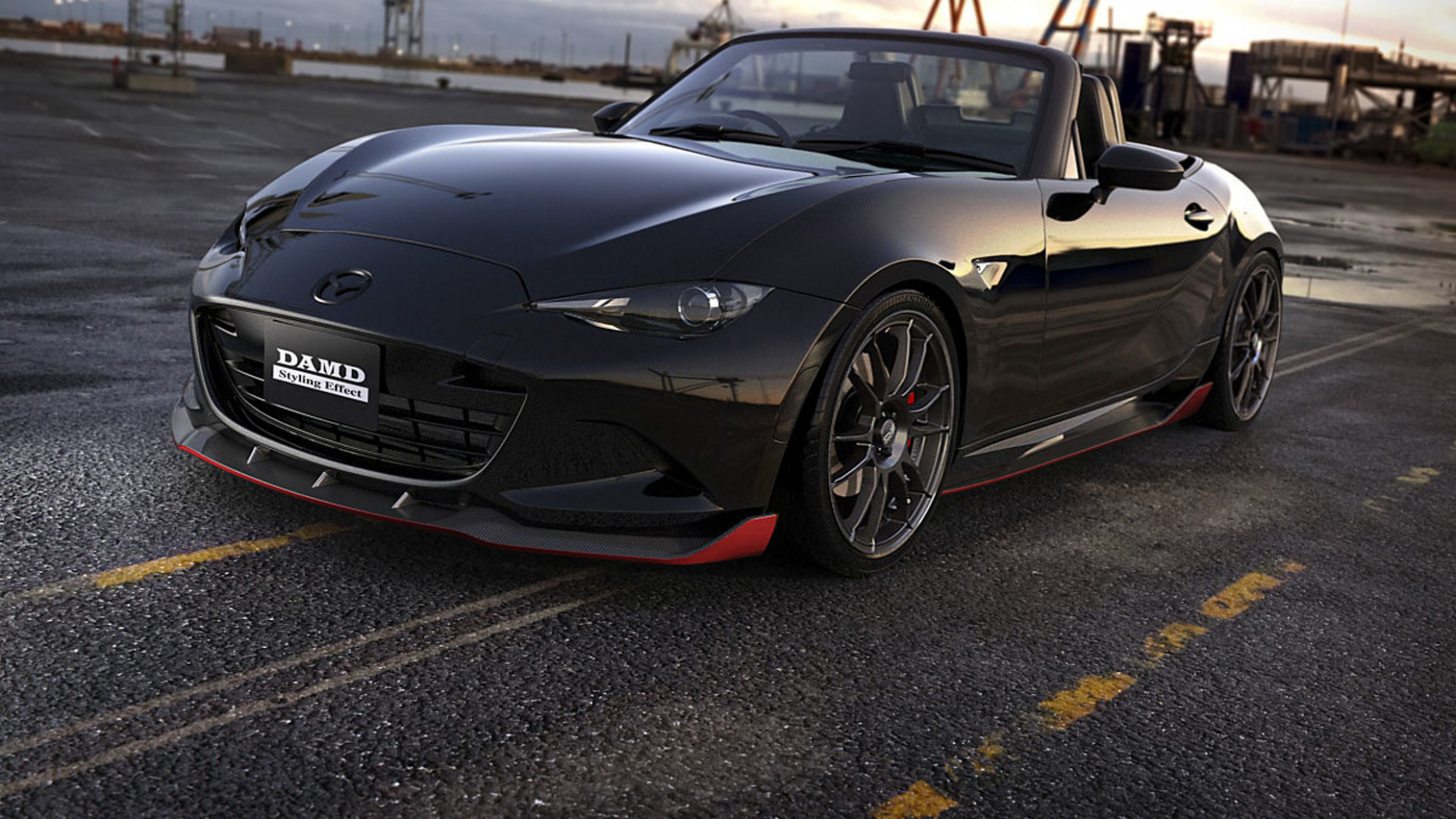 Spy Shoot Mazda Miata Rf 2022