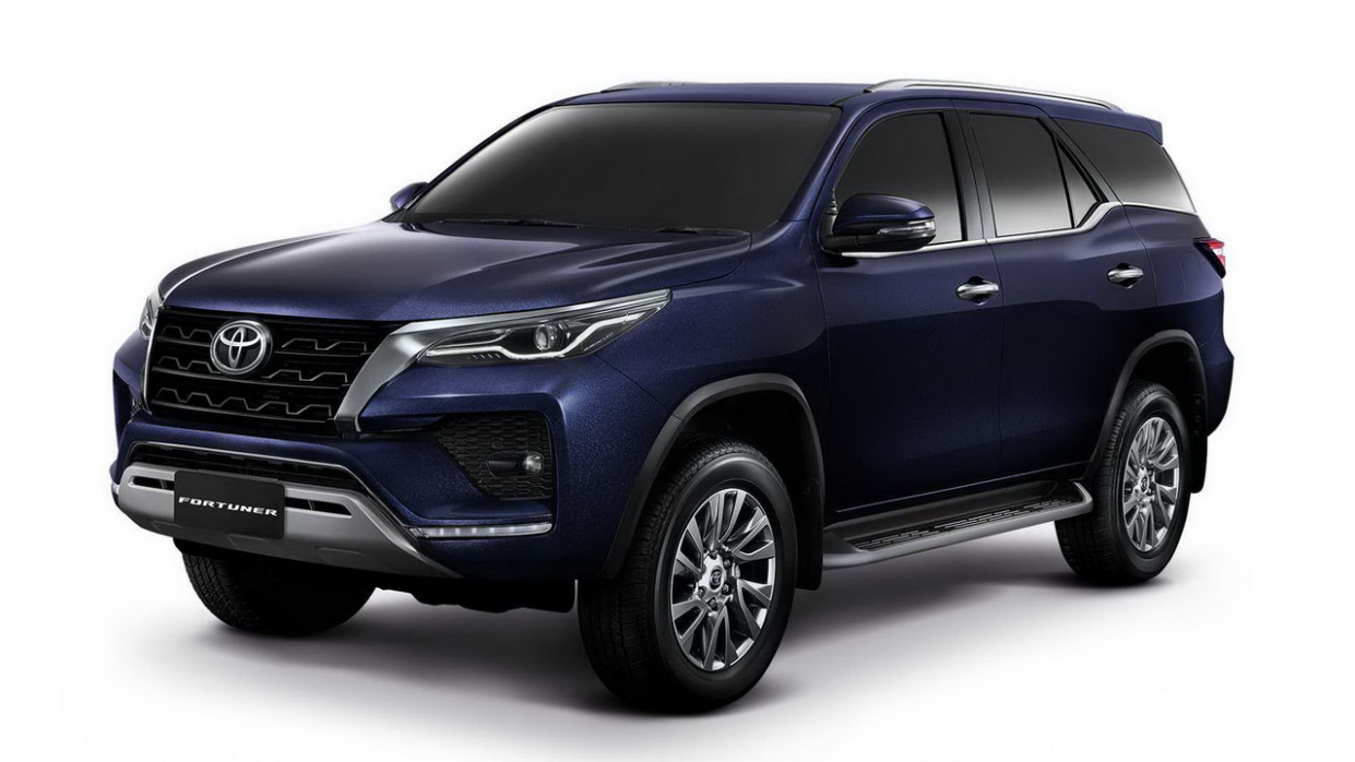 Images Toyota Fortuner 2022