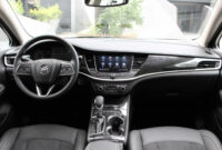 Interior 2022 All Buick Verano