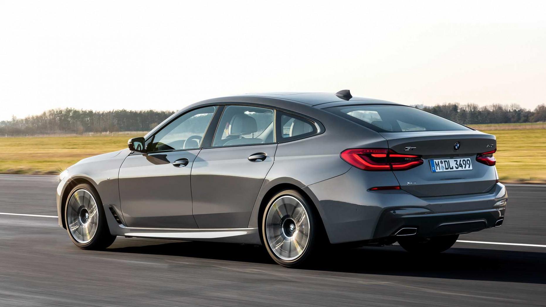 Model 2022 BMW 6