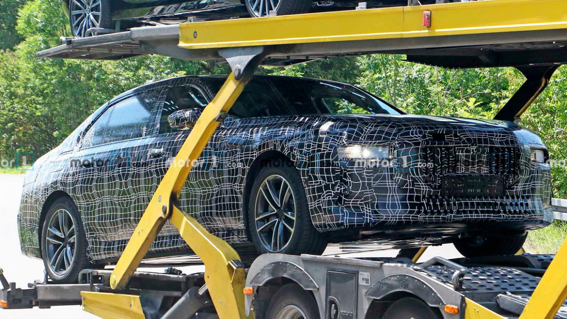 Price and Release date 2022 BMW 7 Series