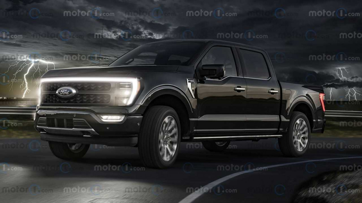 History 2022 Ford F-150