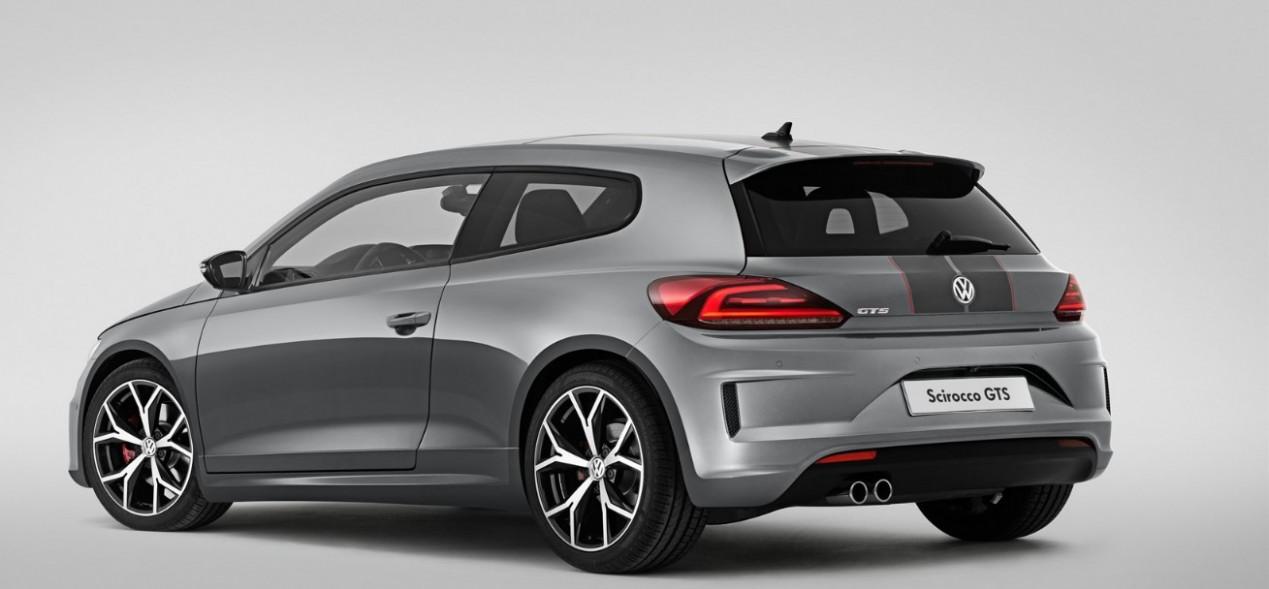 Engine 2022 Volkswagen Scirocco