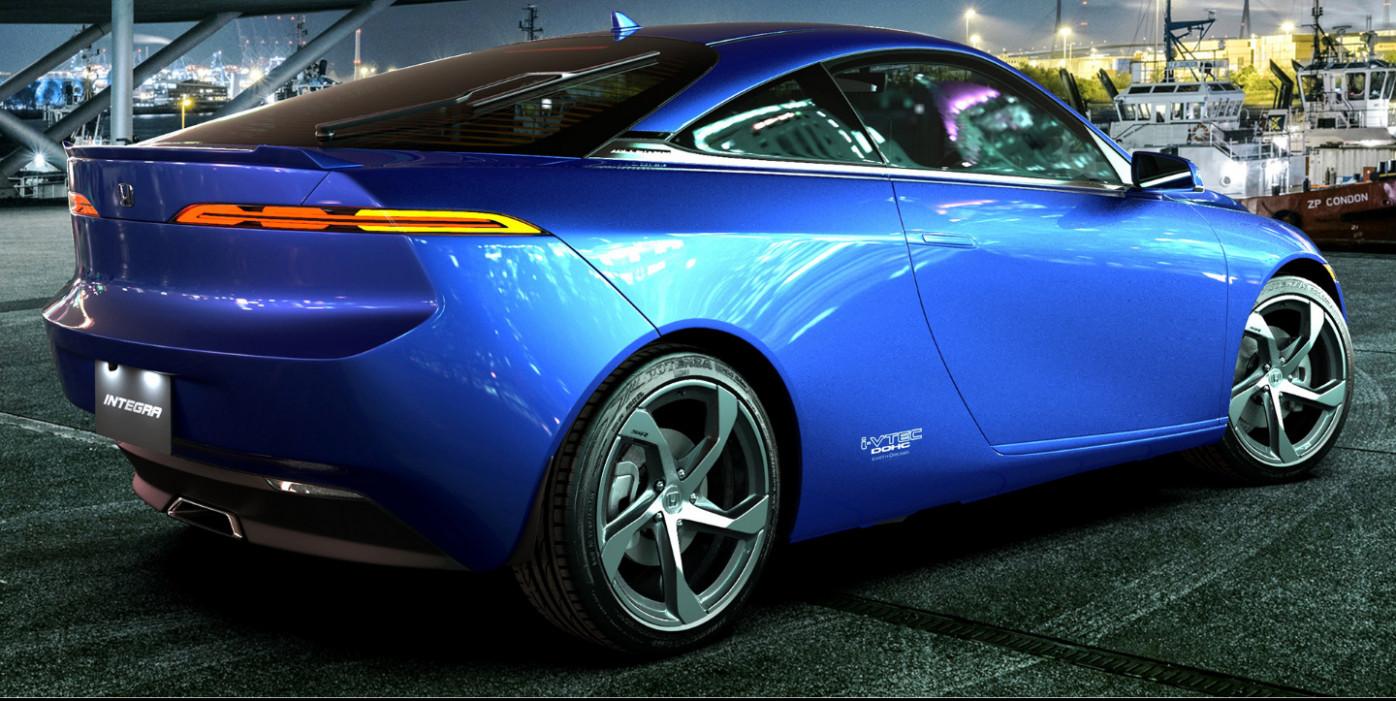 Picture Acura Integra Type R 2022
