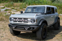 interior build your own 2022 ford bronco