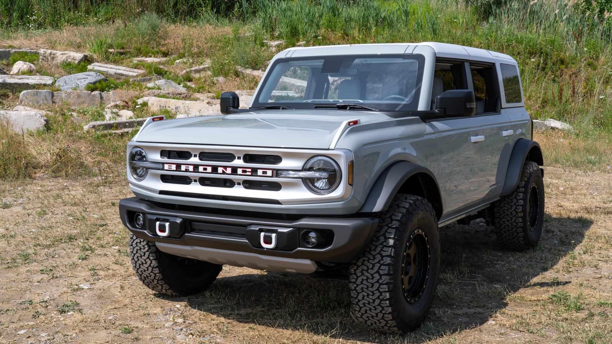 Model Build Your Own 2022 Ford Bronco
