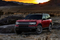 interior ford bronco 2022 price