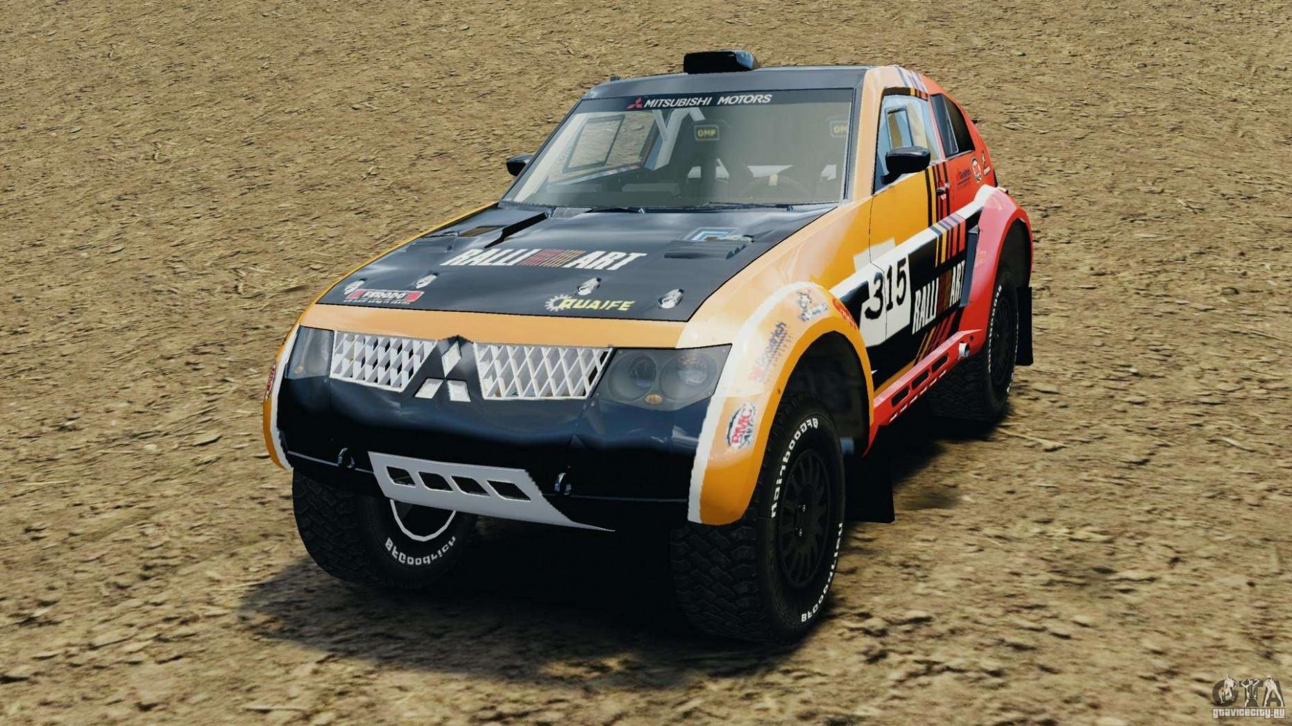 Redesign and Review Mitsubishi Dakar 2022