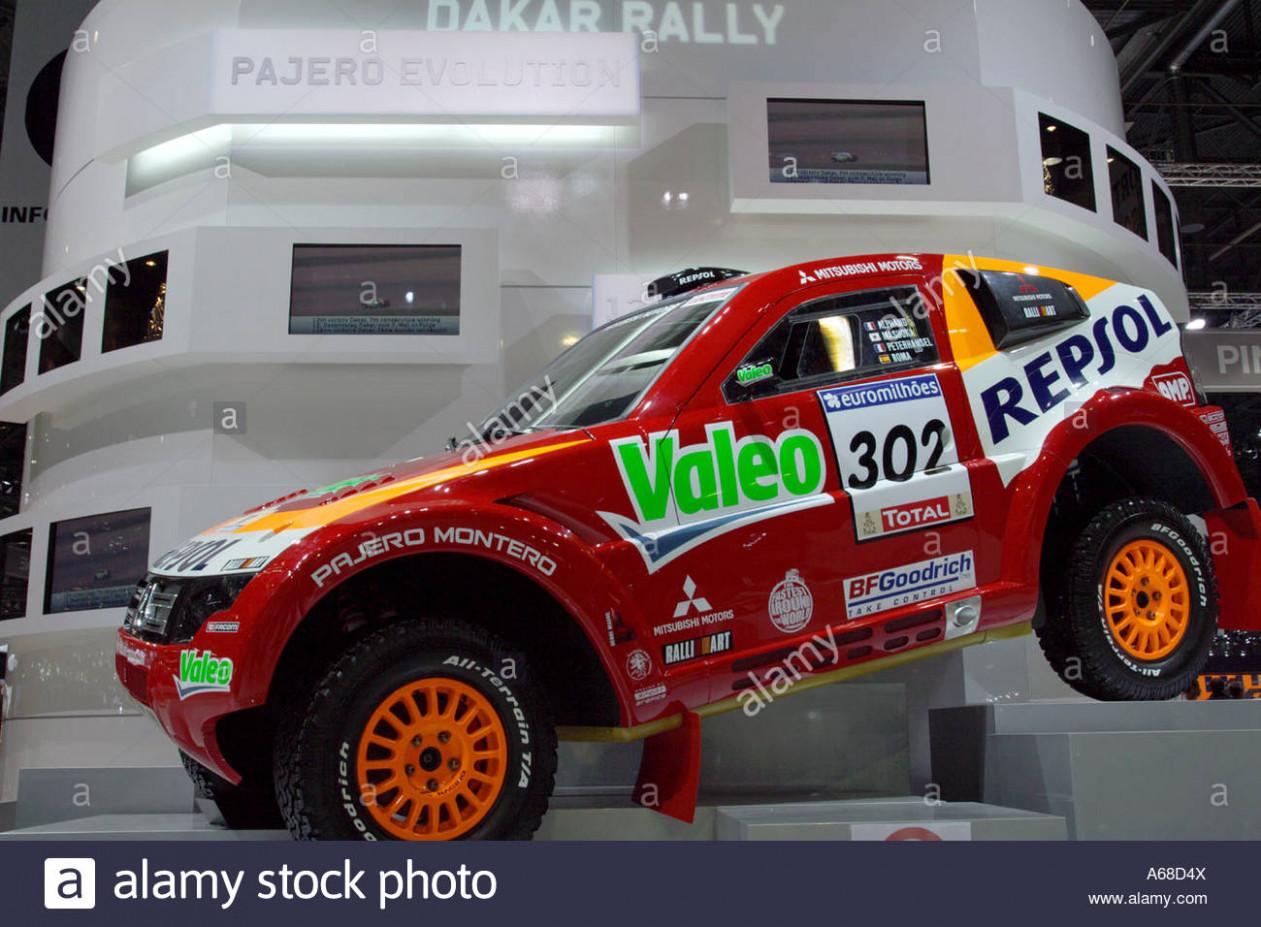 Specs and Review Mitsubishi Dakar 2022