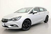 Interior Opel Astra K Sports Tourer 2022