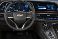interior pictures of the 2022 cadillac escalade