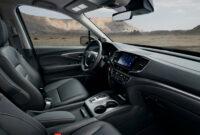 Exterior and Interior 2022 Honda Ridgeline