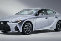 Model 2022 Lexus Is 250