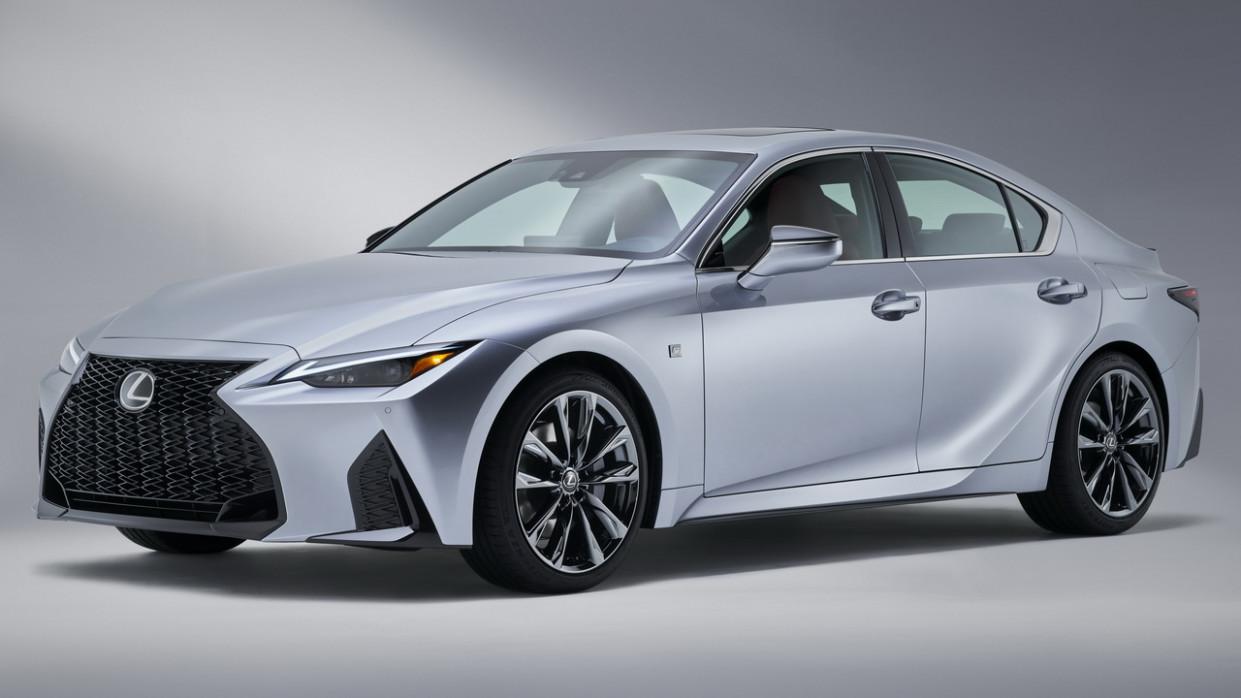 Concept 2022 Lexus IS 250