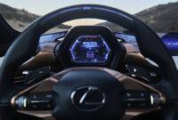 Model 2022 Lexus Lss