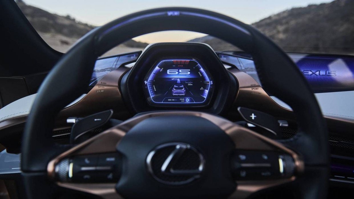 Specs and Review 2022 Lexus LSs