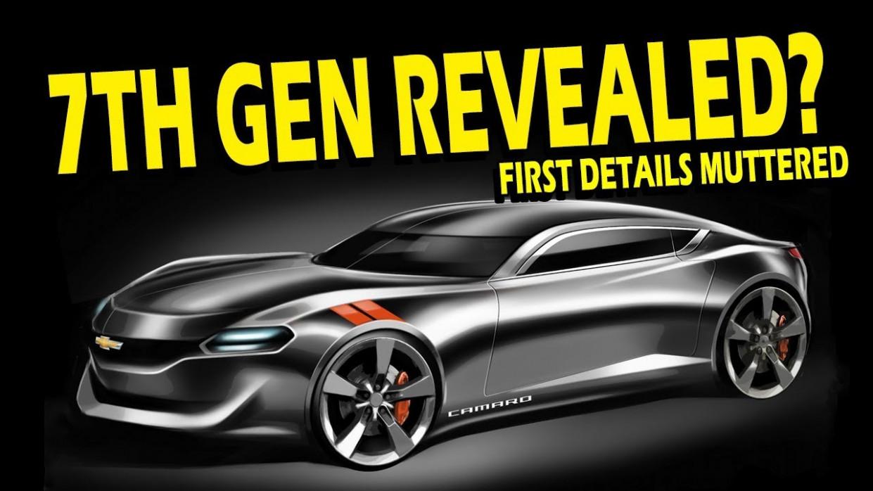 Model 2022 The Camaro Ss