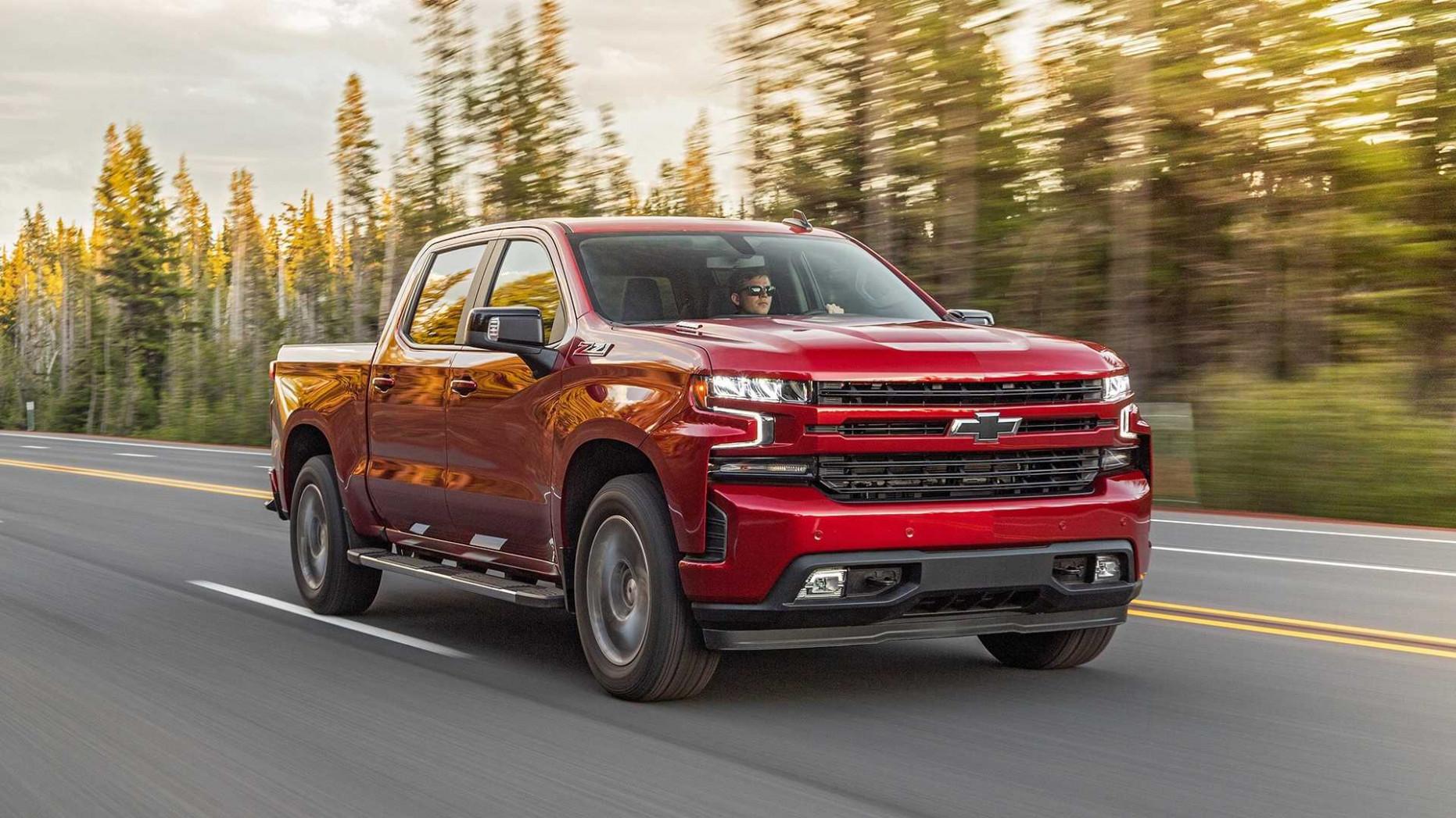 Style Chevrolet Silverado 2022 Price