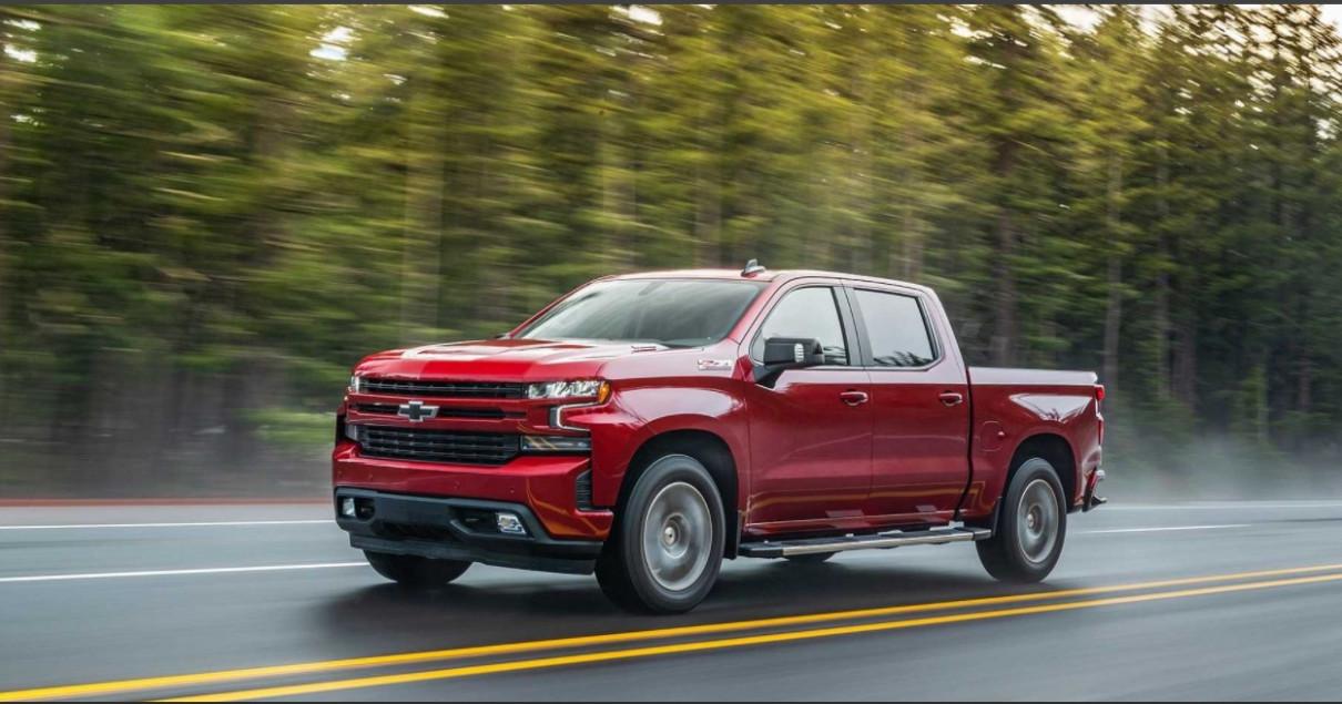 Model Chevrolet Silverado 2022 Price