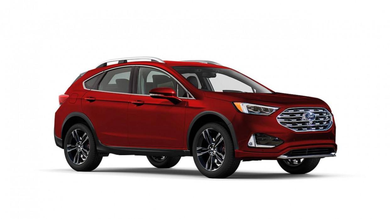 Spesification 2022 Ford Edge