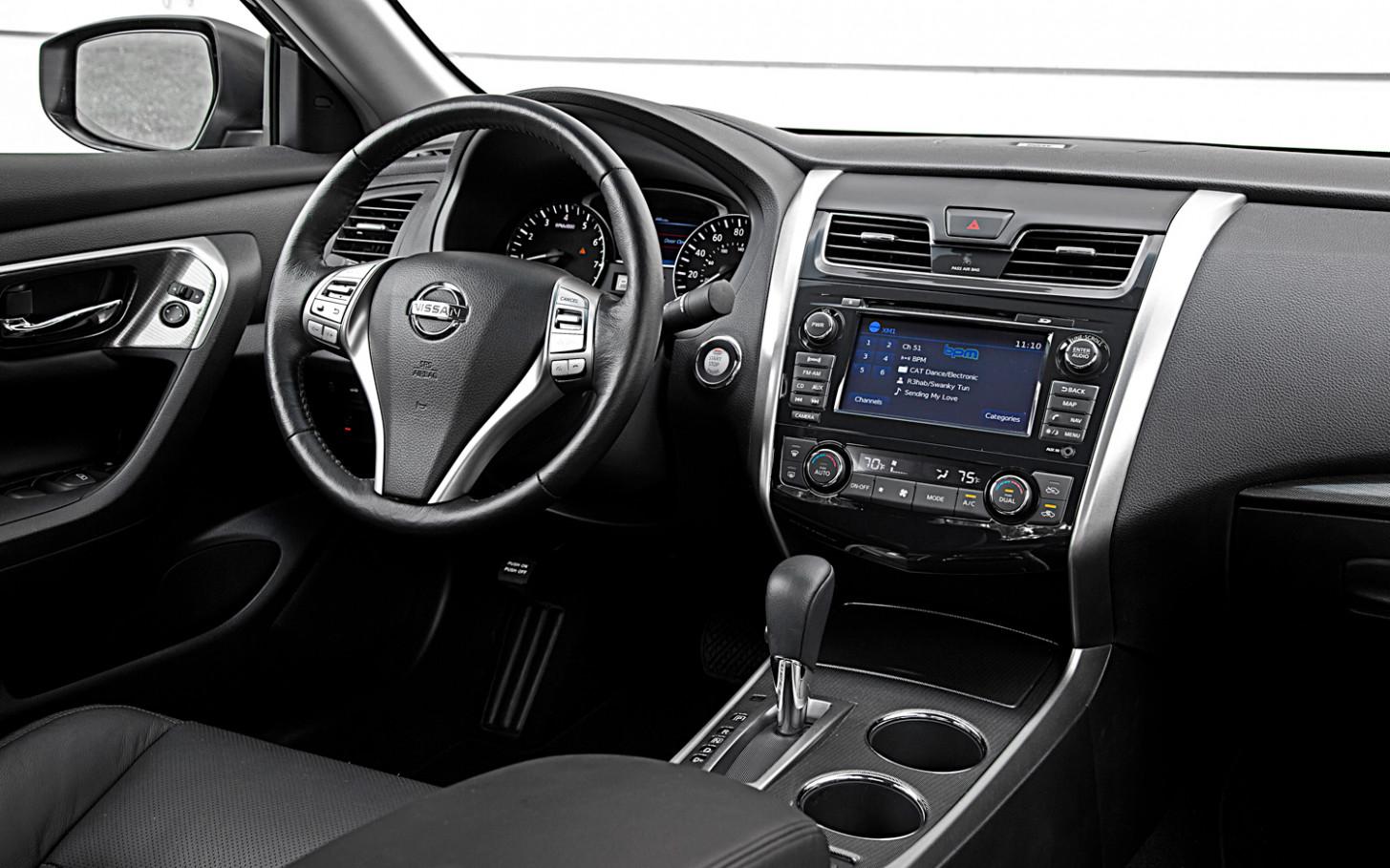 Prices 2022 Nissan Altima Interior